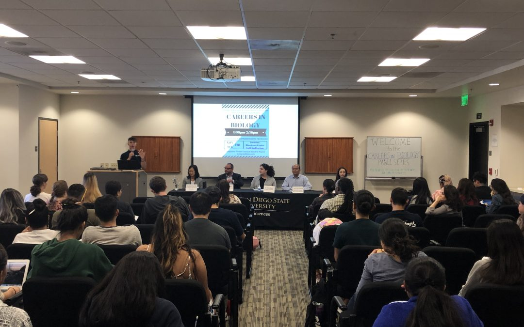 Careers in Sciences Panel: Math/Stats