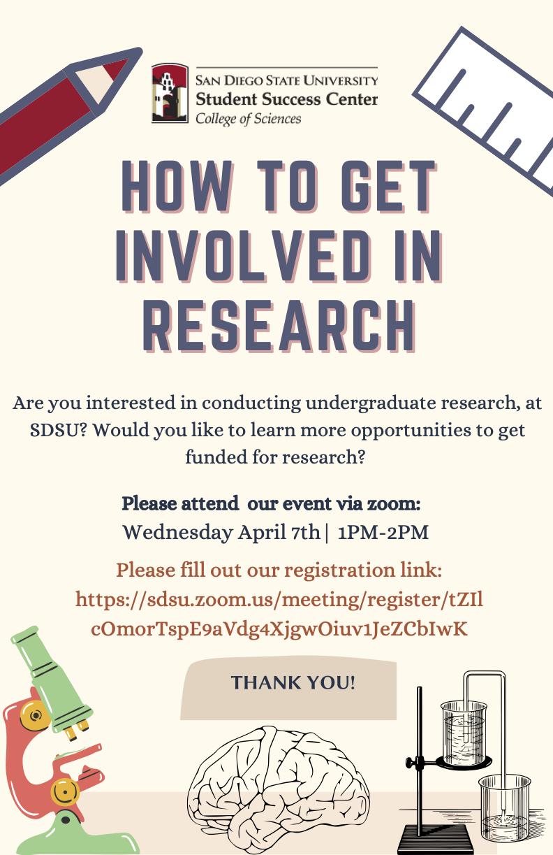 careers in sciences 20-21 flyer